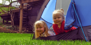 Camping 300x150 - Guest Post:  Fostering Relationships Through Activity