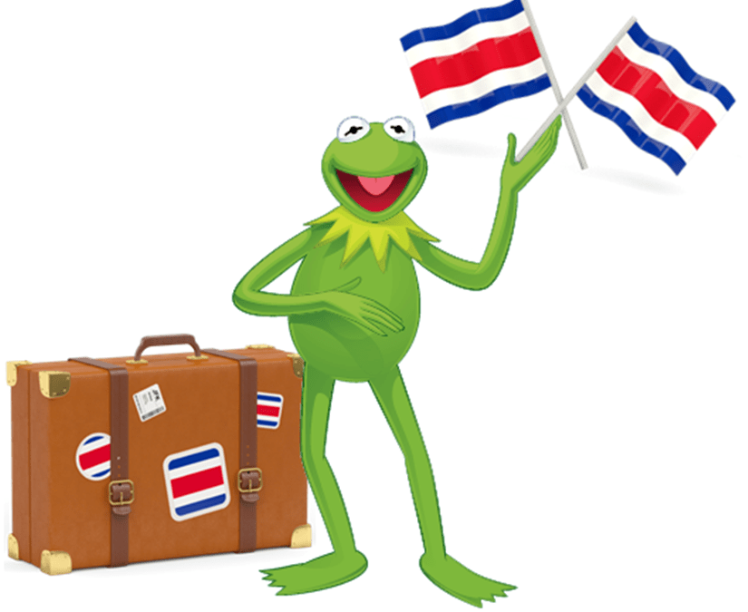 Kermit Comes to Costa Rica?