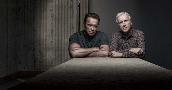 Arnold Schwarzenegger and James Cameron Team Up to Spread Awareness About Greenhouse Gases